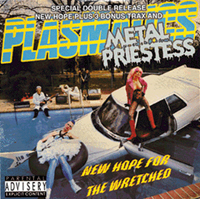 NEW HOPE FOR THE WRETCHED plus METAL PRIESTESS CD