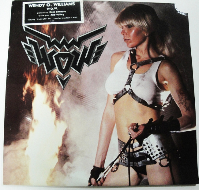 Rare Original Vinyl 1984 Wow Album Promo Copy Mint
