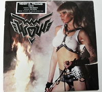 WOW Album - Original 1984 Sealed Vinyl Release