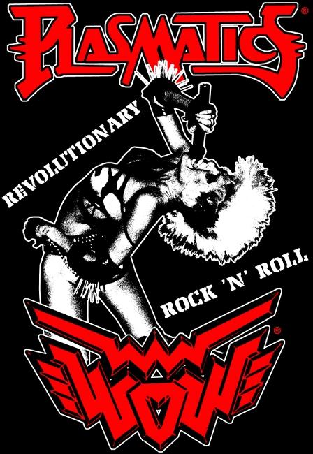 Plasmatics Revolutionary Rock And Roll T Shirt
